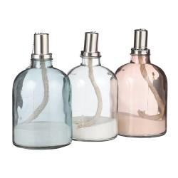 Botella de aceite 21,5x11cm modelos surtidos
