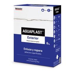 Aguaplast en polvo para exteriores estuche 6 kg