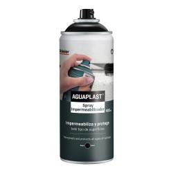 Spray impermeabilizacion negro 400ml beissier