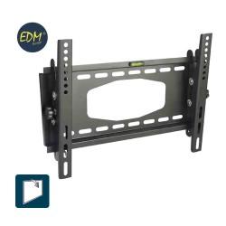 Soporte plasma/lcd/led de 22-47 pulgadas 45 kg negro edm