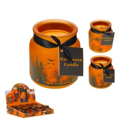 Vela halloween 6cm modelos surtidos  euro/u