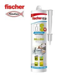 Ms sellante adhesivo cristal fischer 290ml