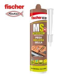 Ms sellante adhesivo marron fischer 290ml