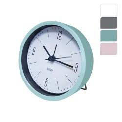 Reloj despertador 4 colores surtidos
