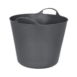 Cubo flex de plastico 27l