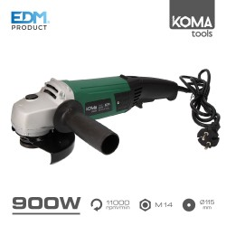 Amoladora - 900w - edm