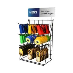 Expositor sobremesa linternas edm 62x36,4x21,5cm desde 149 euros