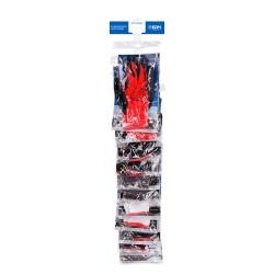 Tira de venta cruzada guantes incluye guantes ref 80202 12unid, 80206 12 unid, 80210 12unid, 80214 12unid, 80218 12und,80222 12u