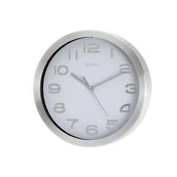 Reloj de pared de aluminio ø20cm